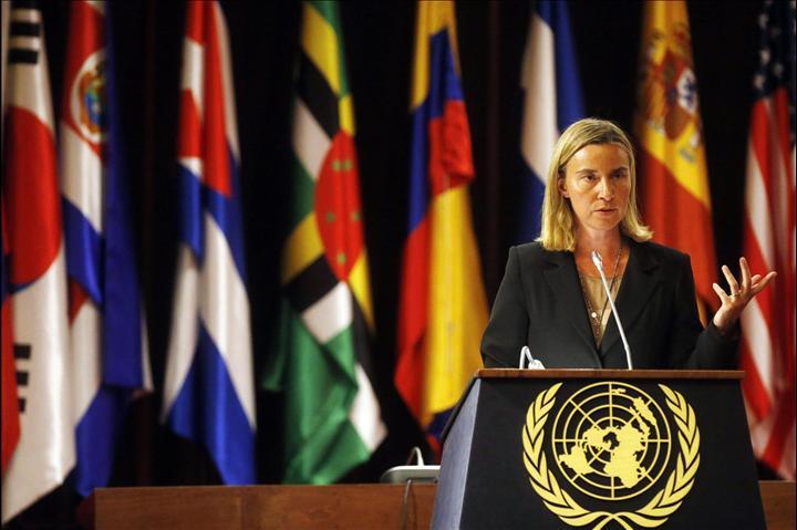 Mogherini in Cile e Colombia: rafforzare legami tra Italia e America Latina