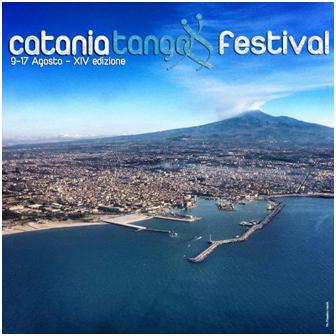 Catania capitale italiana del tango argentino dal 9 al 17 agosto