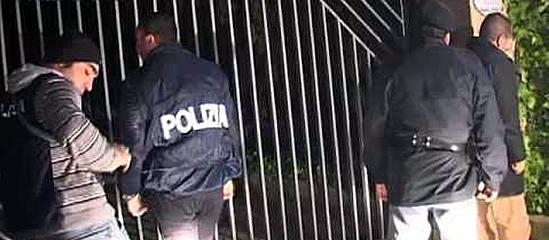 Operazione Hybris: 20 arresti di persone appartenenti alla cosca mafiosa Procopio-Mongiardo