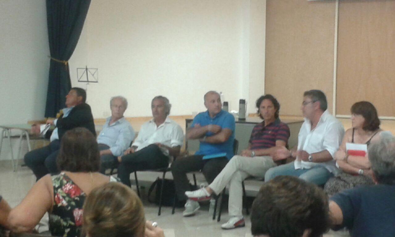 Sportelli multifunzionali, l'on. Orazio Ragusa ha partecipato ad un incontro promosso dalle organizzazioni sindacali