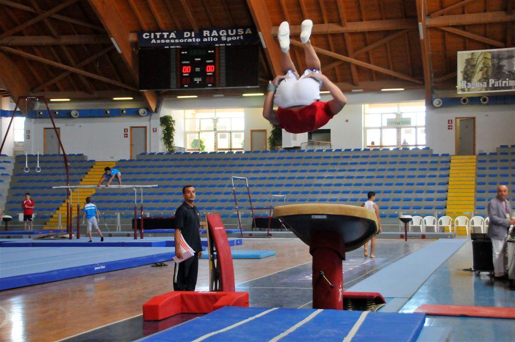 Ragusa, al via nel pomeriggio giochi del Mediterraneo di ginnastica artistica