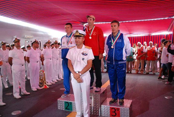 Double Trap. Trofeo nazionale interforze, bronzo per un vigile palermitano