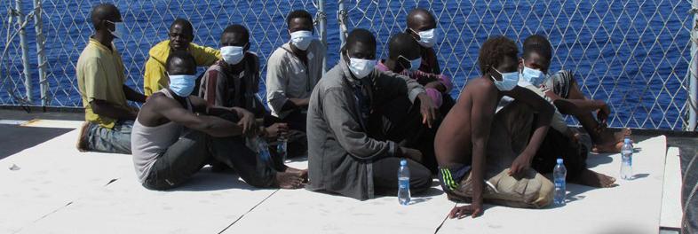 Aggiornamento epidemiologico: primo caso di Ebola diagnosticato fuori dall'Africa dell'Ovest
