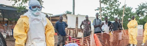 Ebola: il vaccino canadese testato sugli esseri umani