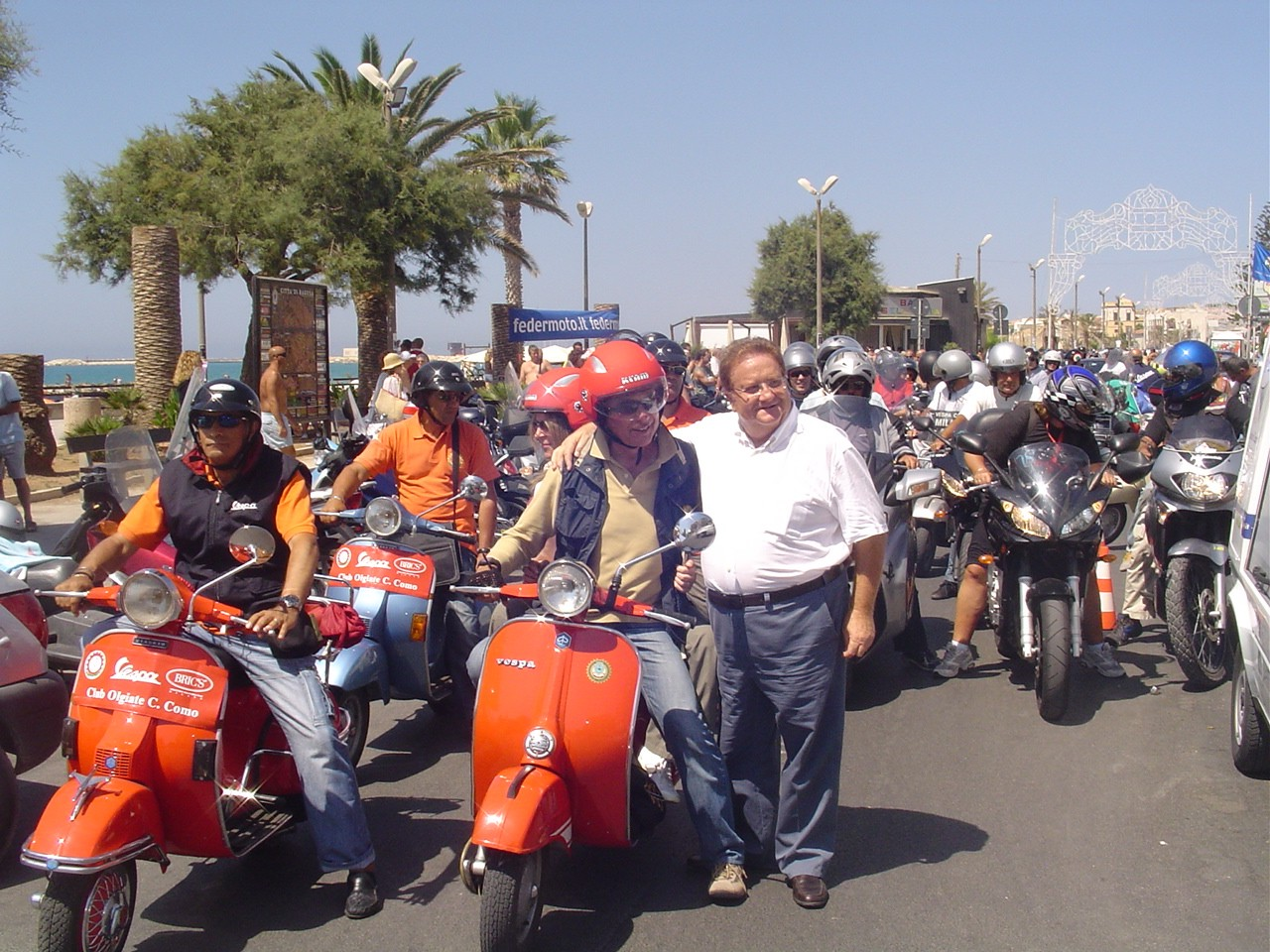Domani e domenica il mototour Monti Iblei