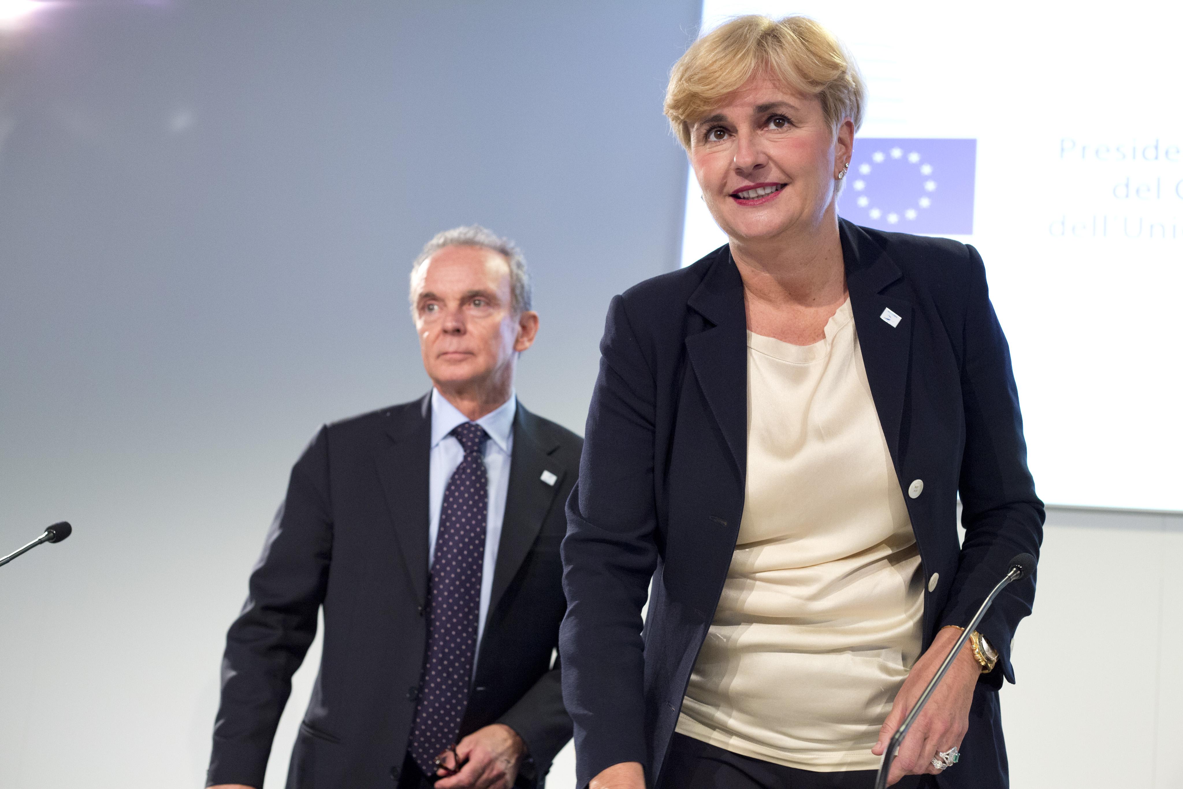Ministro Guidi in Parlamento Europeo: priorità in materia di energia e competitività