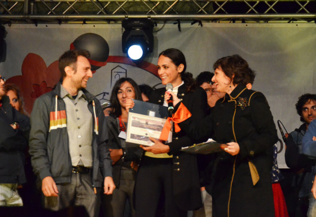 I siciliani Leon Dall'O e Deborah Italia vincono il premio poggio bustone