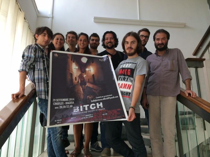 Grande interesse il film a budget zero realizzato da quattro universitari iblei