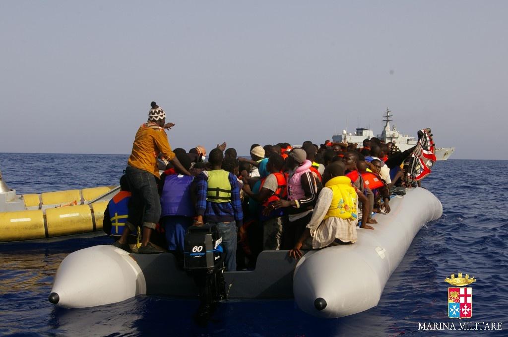 Mare Nostrum: siglato protocollo collaborazione tra Marina e Save The Children