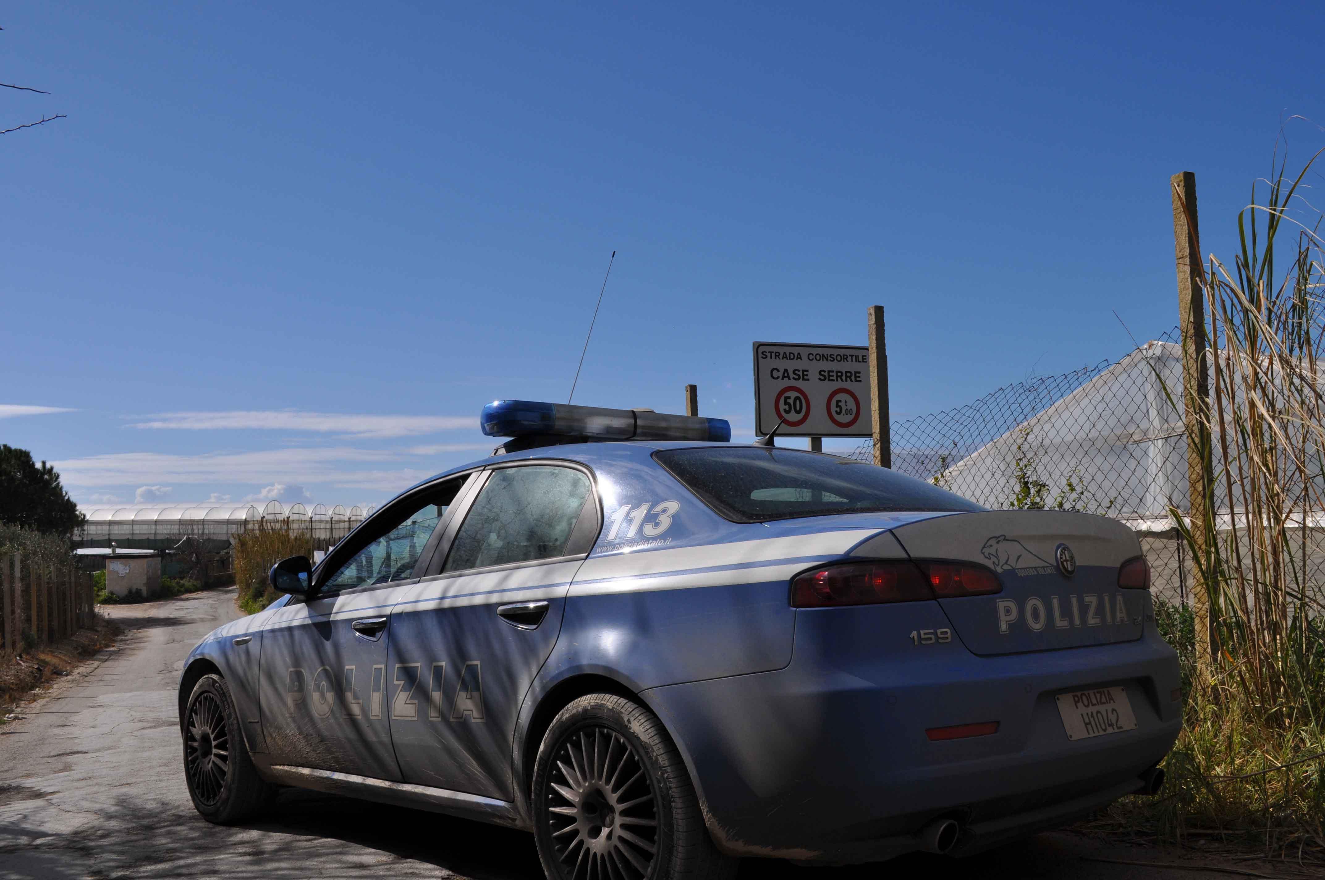 VITTORIA. Pericoloso Romeno Ricercato In Tutta Europa Arrestato Dalla Polizia