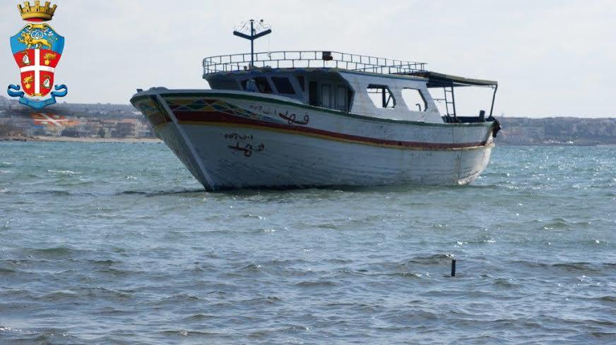 Sbarco fantasma a Punta Secca?