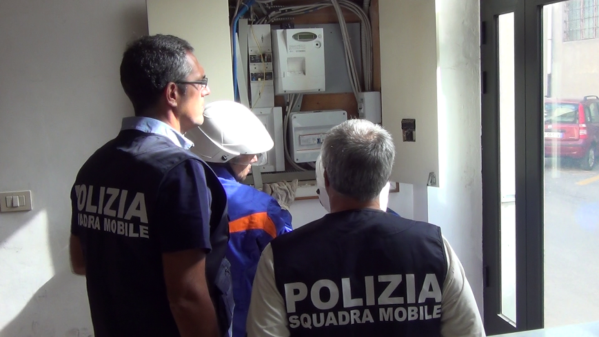 Truffavano anziani in città: smascherati dalla Polizia di Stato