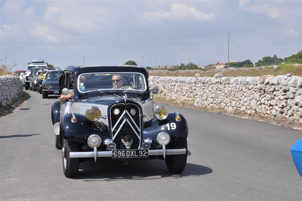 Automobilismo, domani la prima tappa dell'Autogiro della provincia iblea