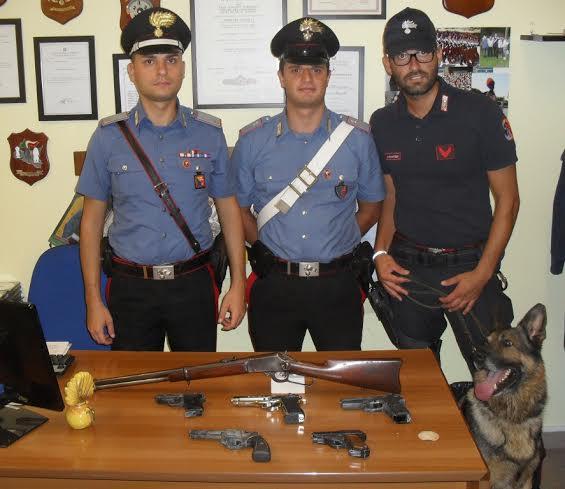 Bagheria-Ficarazzi. I CC arrestano due giovani specialisti nelle rapine ad autotrasportatori