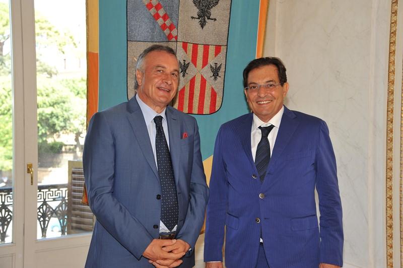 Sicilia. Crocetta incontra viceministro Bubbico su testimoni giustizia
