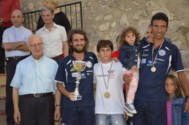 Schembari Vincenzo vince su tutti a S. Rosalia