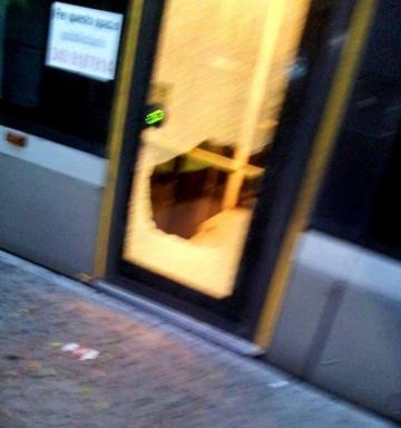 Atto vandalismo: solidarietà dell'AC all'azienda trasporti municipalizzata