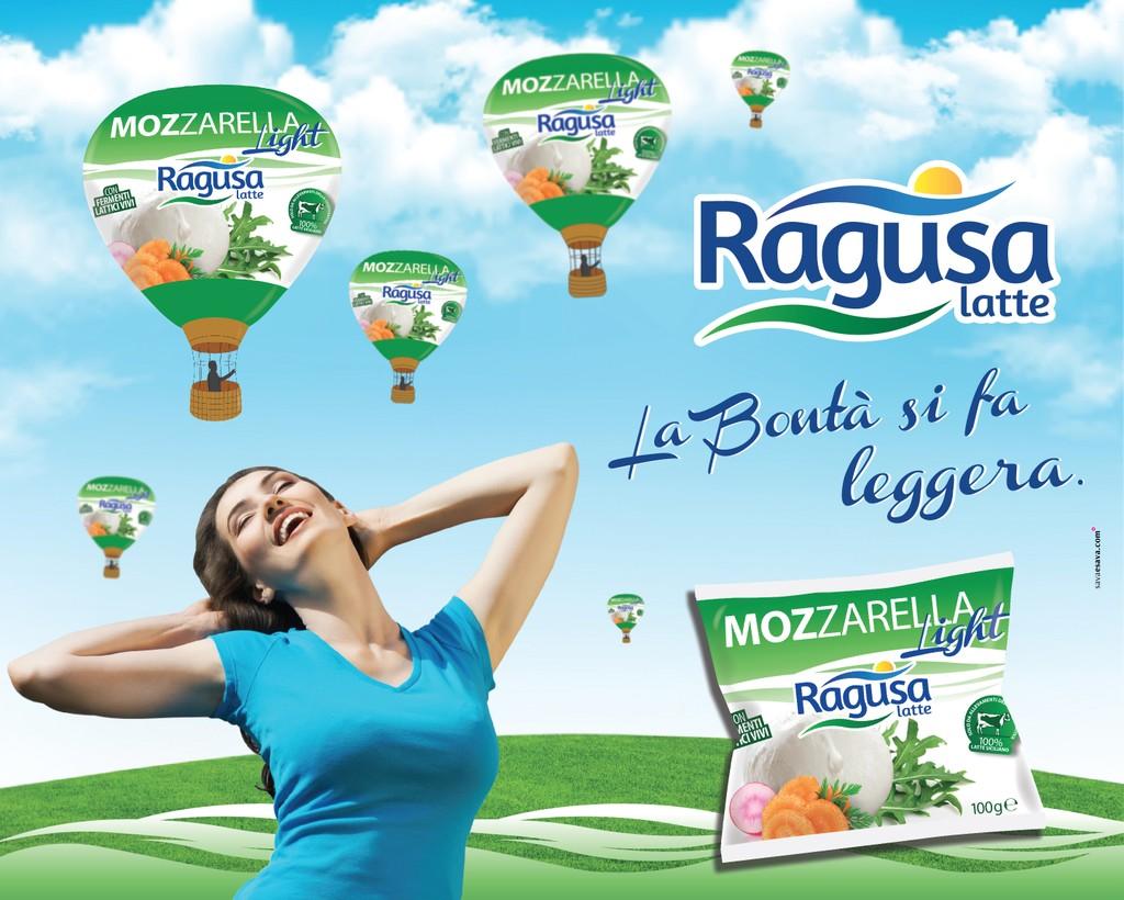 Ragusa Latte, presentata la nuova Mozzarella light