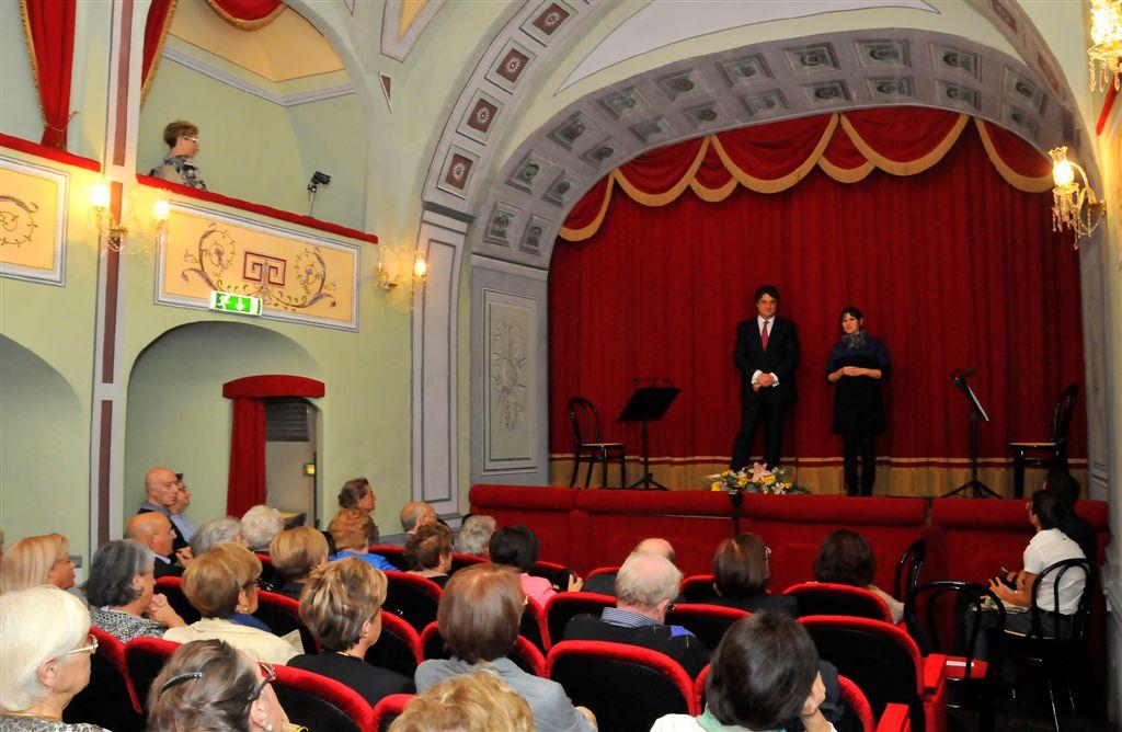 """Passionali musiche del tango e colonne sonore nel cinema hanno aperto la stagione di """"Ibla classica internationa"""""""