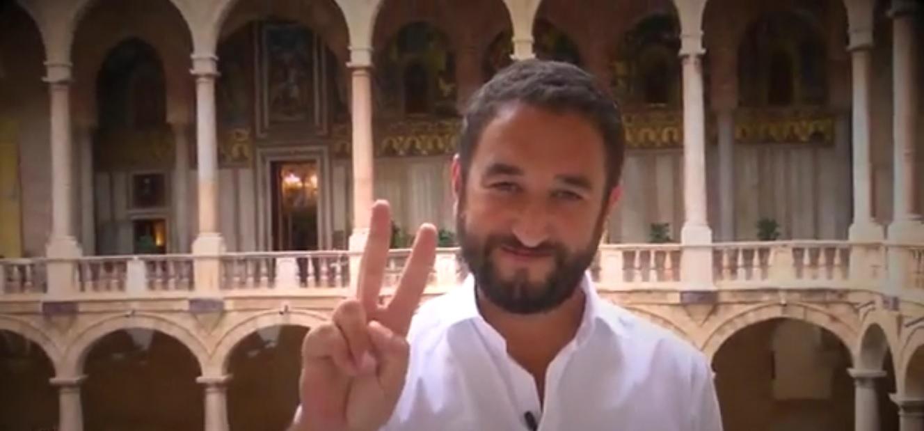 Palermo, Cancelleri (M5S): 26 ottobre, mandiamo a casa Crocetta #sfiduciaday