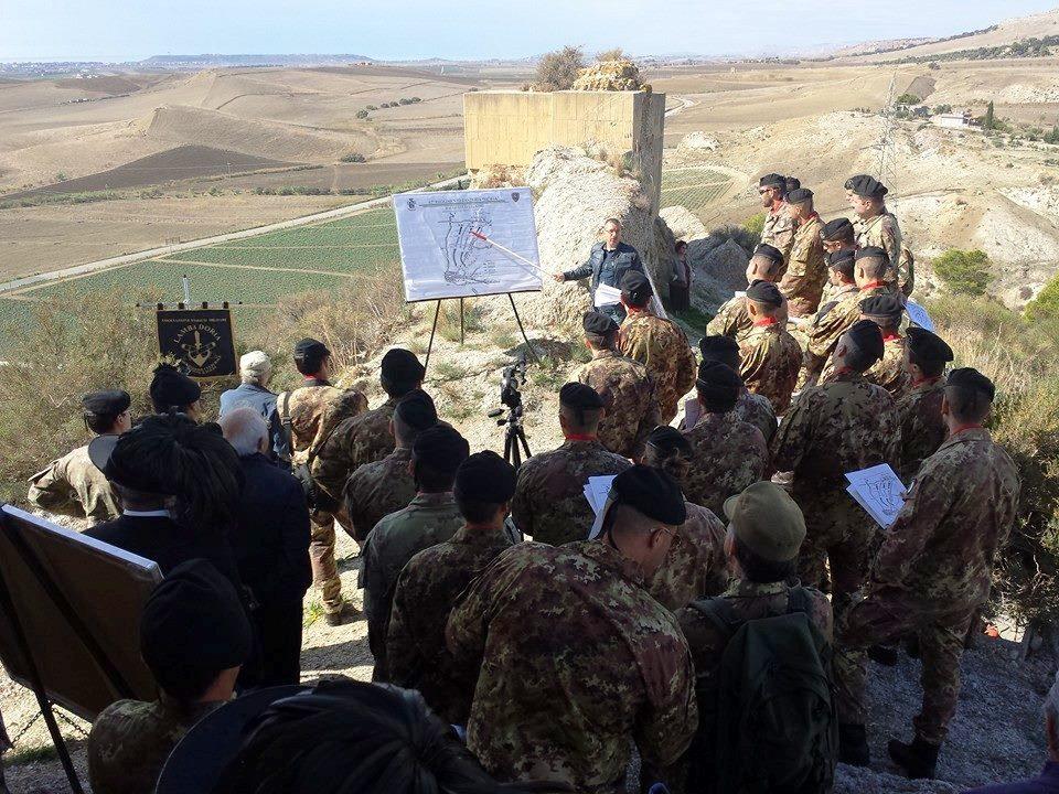 """Giornata di studio sulla Battaglia di Gela organizzata dall'Associazione """"Lamba Doria"""""""
