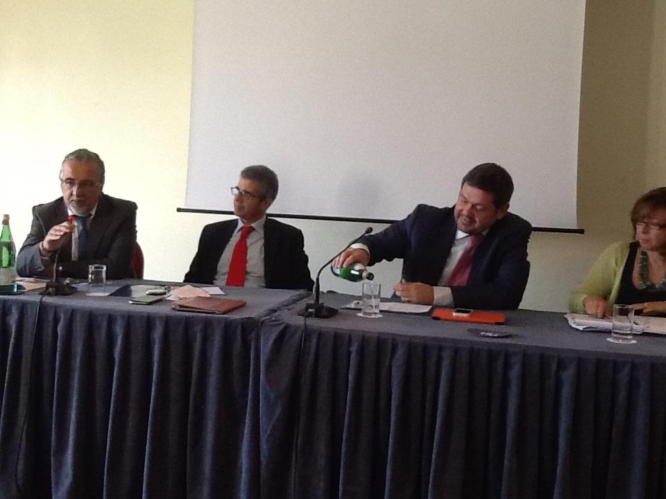 Il presidente Confcooperative di Ragusa a Catania per un vertice sul turismo