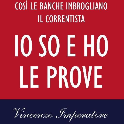 """Vincenzo Imperatore, banchiere """"pentito"""", si confessa."""