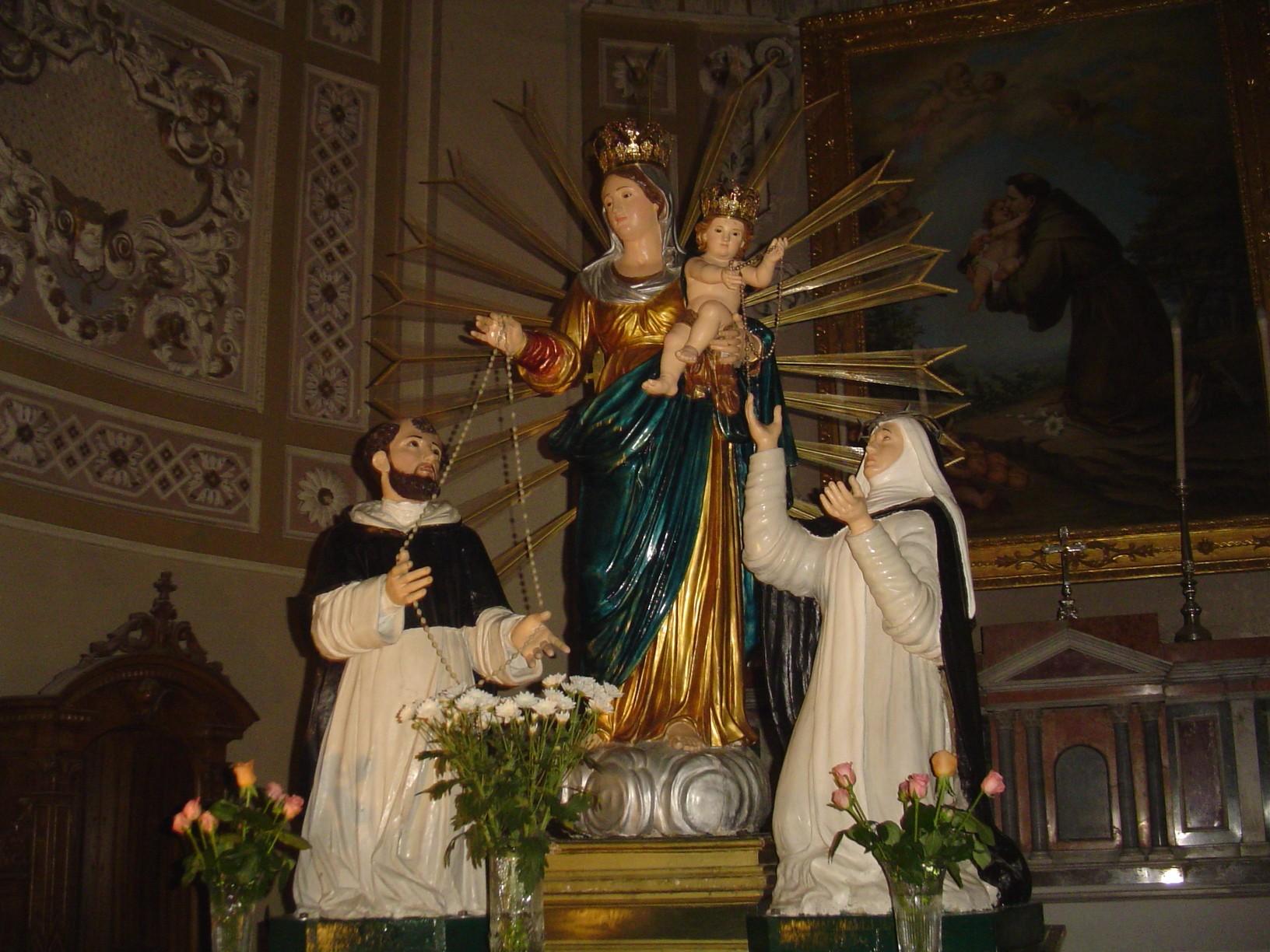 Ragusa, da domani la festa della Madonna del Rosario
