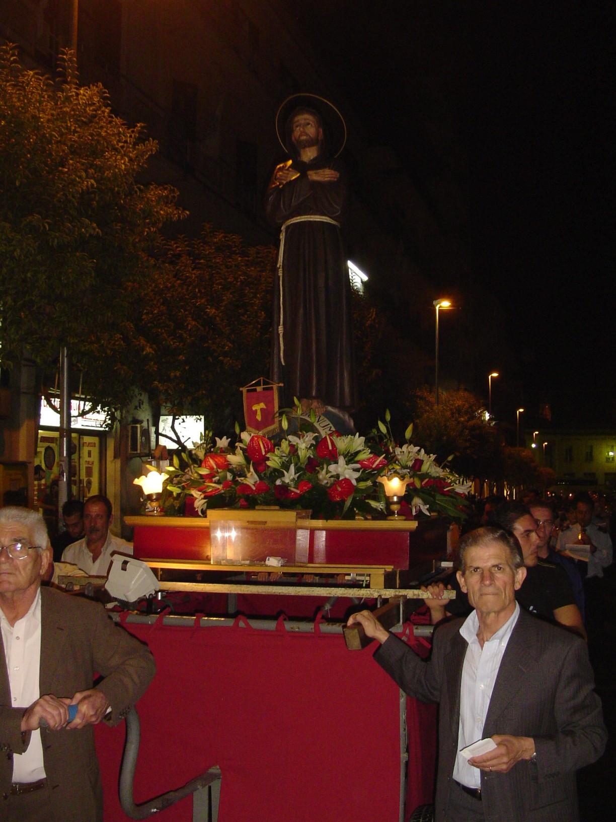 Ragusa, domani sarà celebrato San Francesco d'Assisi