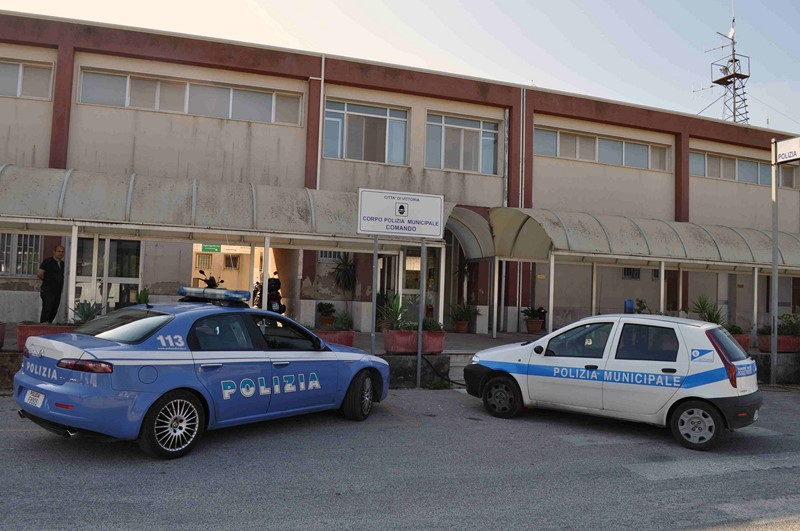 Polizia municipale di Vittoria, sequestra abuso edilizio