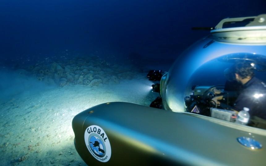Eolie. A 130 metri di profondità scoperta una nave affondata 2000 anni fa