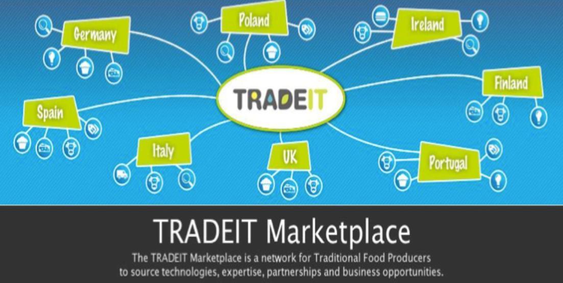 Tradeit marketplace: ricerca e innovazione nel settore agroalimentare
