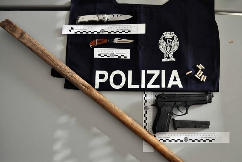 Vittoria. La polizia a caccia di malintenzionati