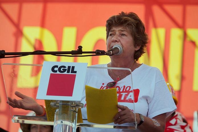 CETA: Camusso, contrari a ratifica accordo firmato tra UE e Canada