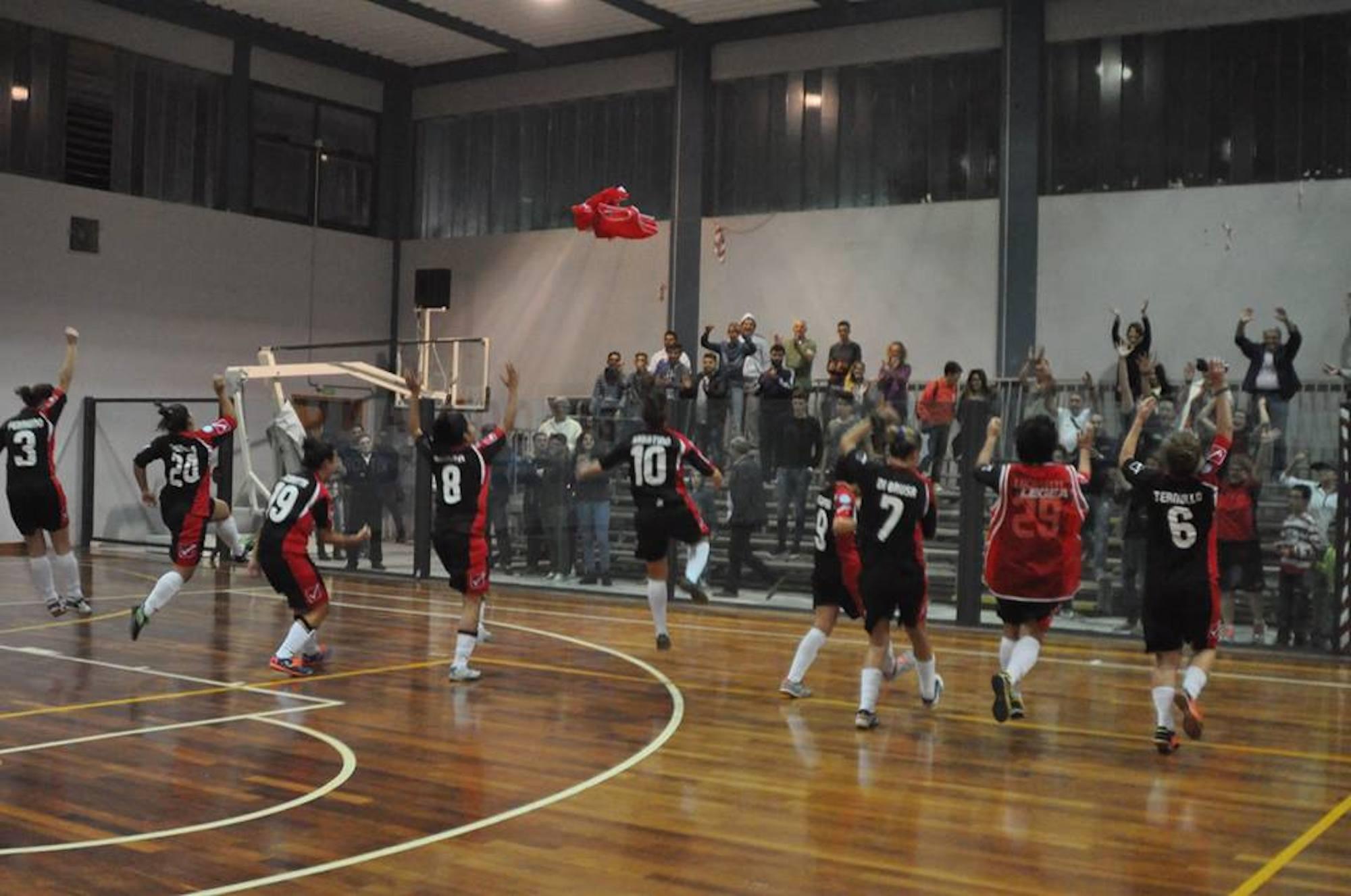 Calcetto, all'Asd Vittoria il derby con il Futsal P5 Palermo
