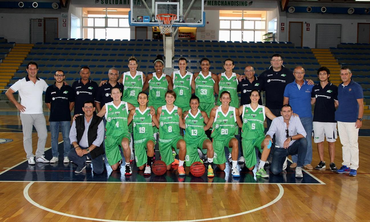 Basket, buon esordio della Passalacqua in campionato
