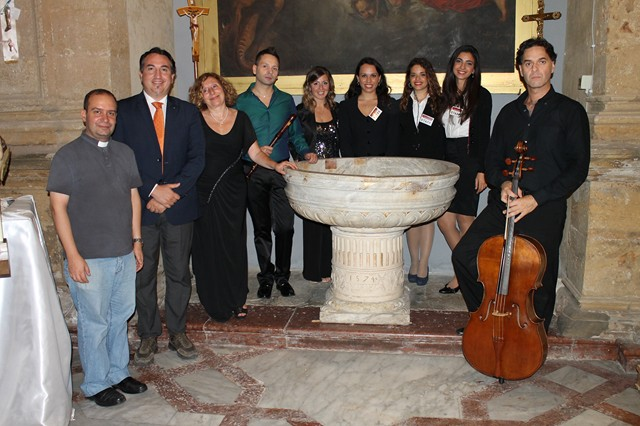 Un concerto per il restauro della Fonte Battesimale