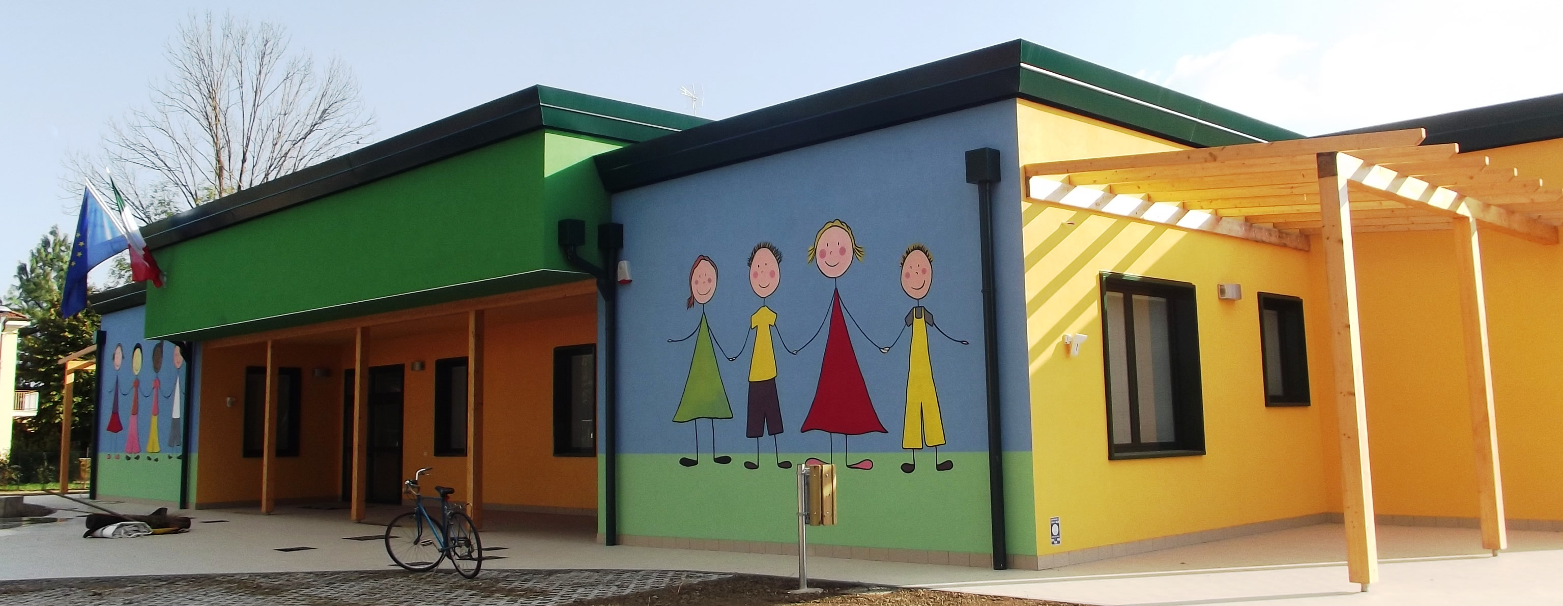 Inaugurata una nuova scuola post-sisma a Mirandola