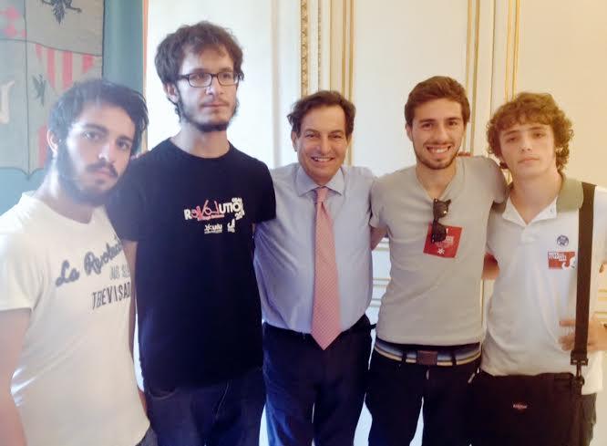Sicilia. Il presidente Crocetta incontra la Rete degli Studenti Medi Sicilia