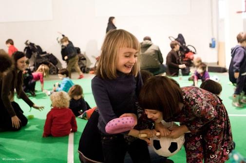 """Milano. Con """"Uovo kids"""" due giorni di festival all'insegna della creatività per i bambini e le loro famiglie"""