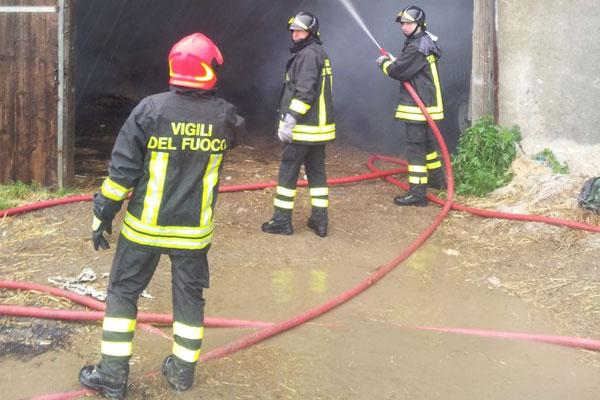 Vittoria. Consegna della nuova caserma dei vigili del fuoco