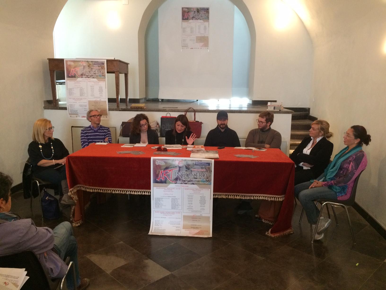 """Il fil rouge della sicilianità caratterizzerà la sesta edizione di """"Artincontro"""" a Ragusa"""