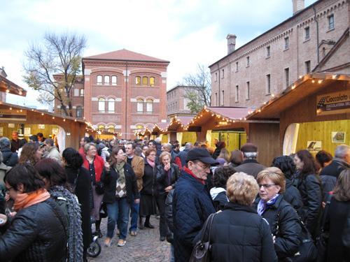 """Carpi (Modena), """"Cioccolato in Piazza"""", un evento goloso da non perdere."""