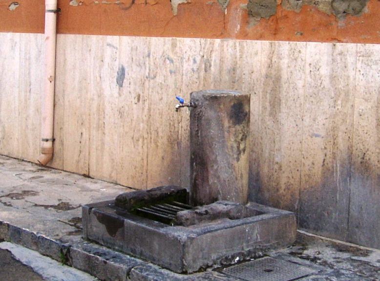Acate. Ritorna l'acqua potabile nelle fontanine pubbliche