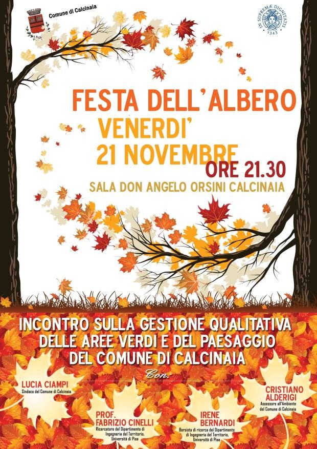 Manifesto Festa Albero