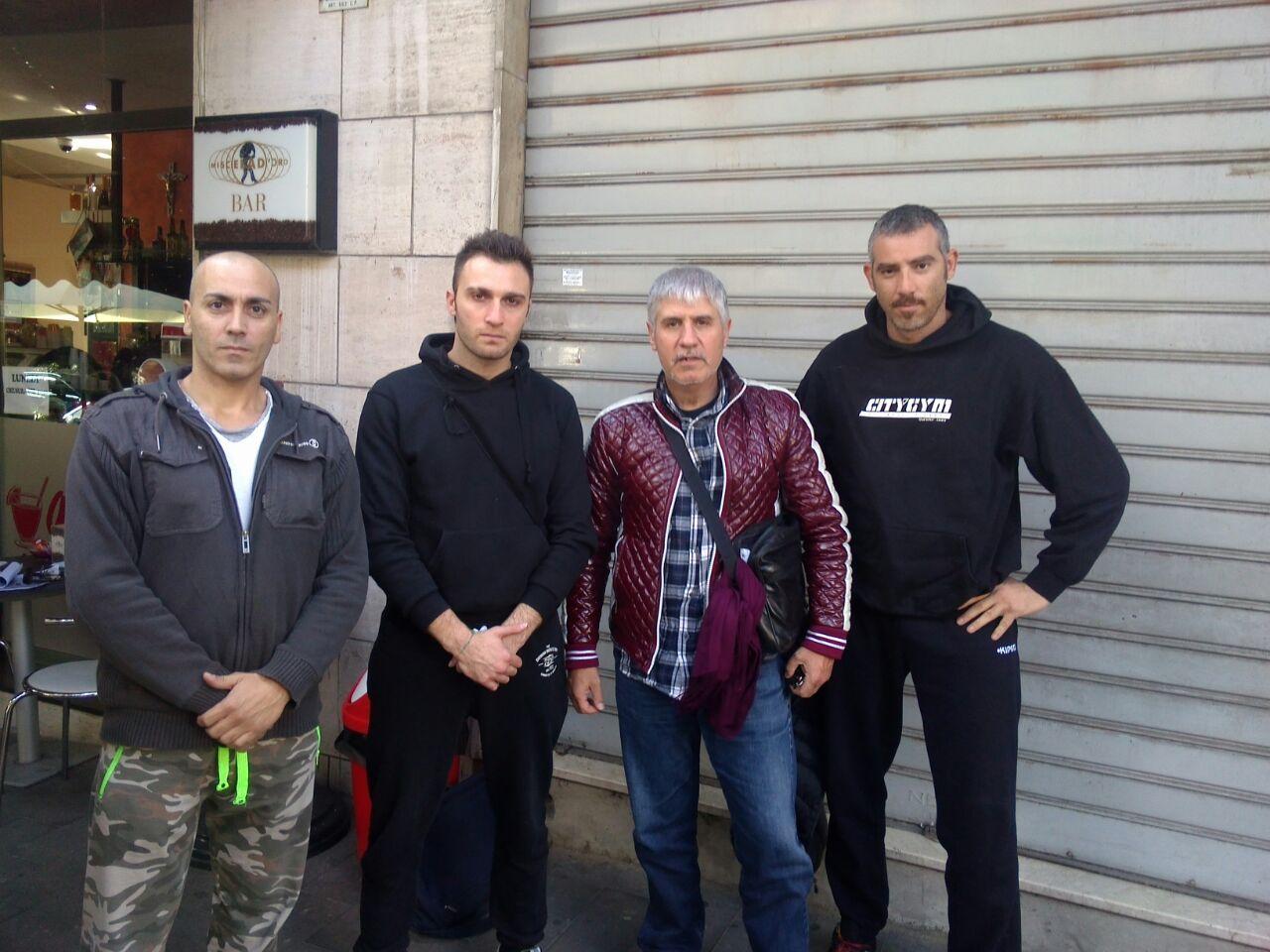 I maestri iblei della Wkf in trasferta a Messina per promuovere il Master in programma domenica prossima a Chiaramonte Gulfi