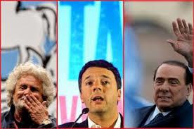Riforma elettorale: Renzi abbandona Berlusconi e sposa Beppe Grillo?