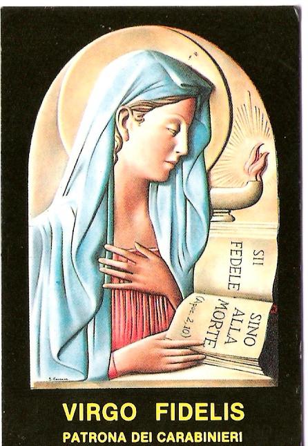 """Ragusa, celebrazioni per la ricorrenza della """"Virgo Fidelis"""""""