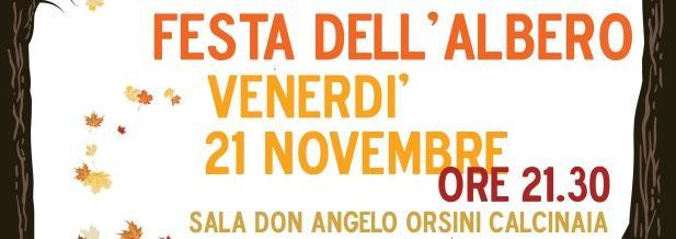 Domani a Calcinaia (Pisa) la Festa dell'albero