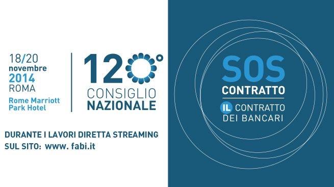 Roma. Al Consiglio Nazionale Fabi di oggi protagonisti le Banche di Credito Cooperativ